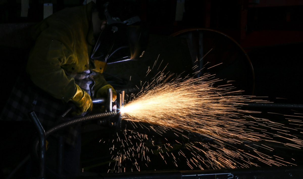 What Are Welding Gloves Made Of?